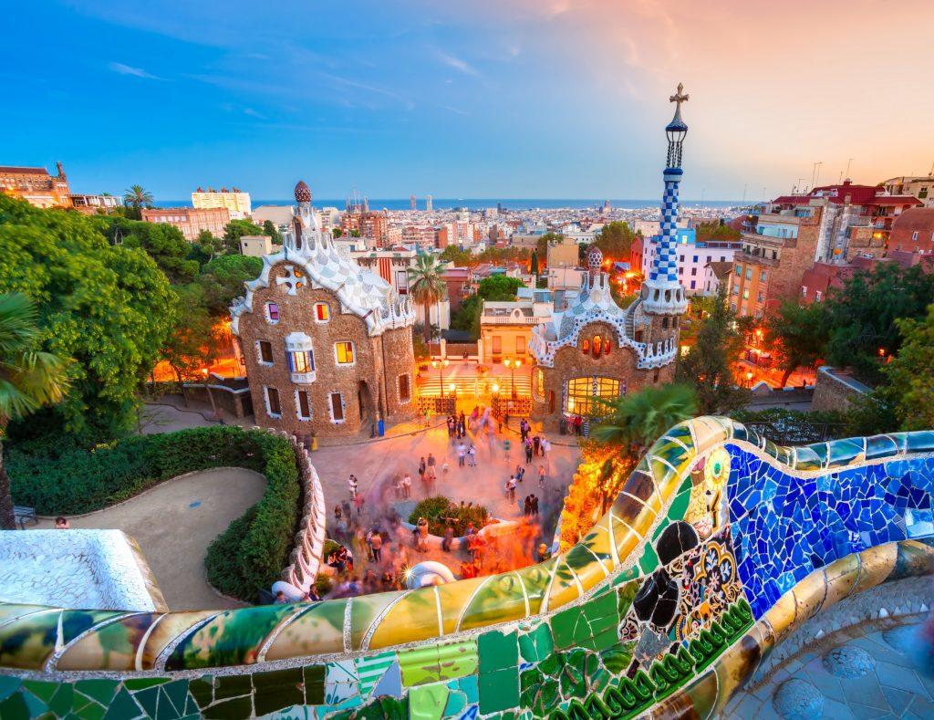 Достопримечательности Испании: Улица Рамбла в Барселоне