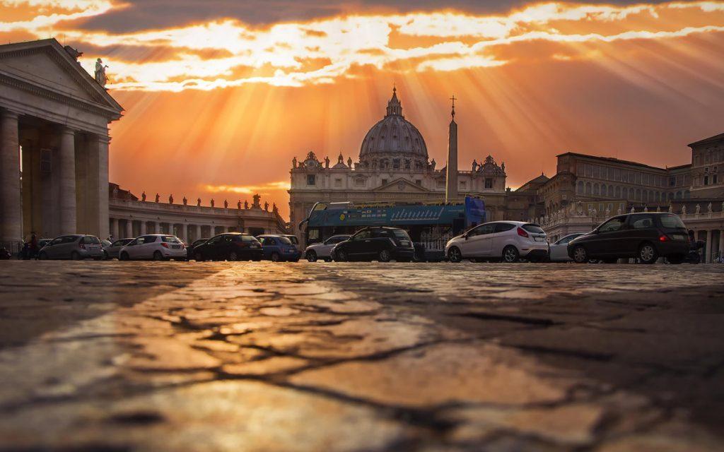 Знакомство с Италией: Рим, Римини, Сан-Марино