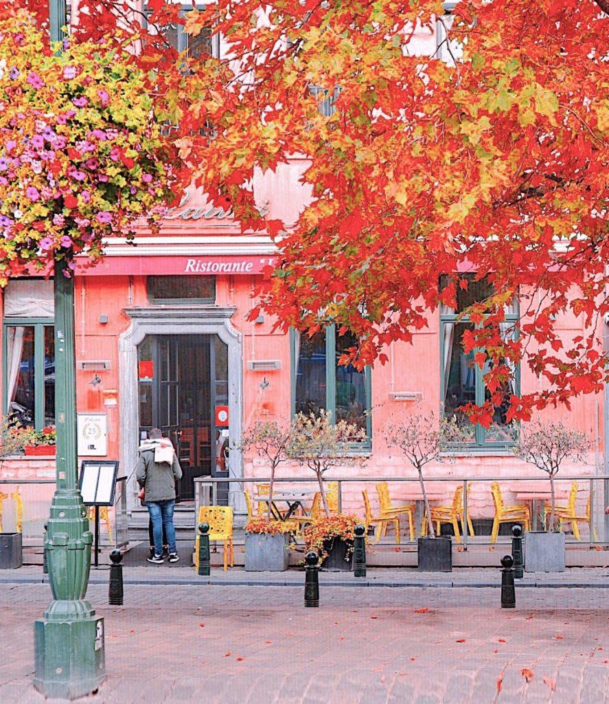 Брюссельская осень