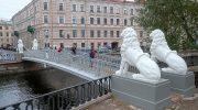 Львы Санкт-Петербурга — достопримечательности города, которые стоит посмотреть