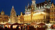 Брюссель — зимнее путешествие в столицу Бельгии