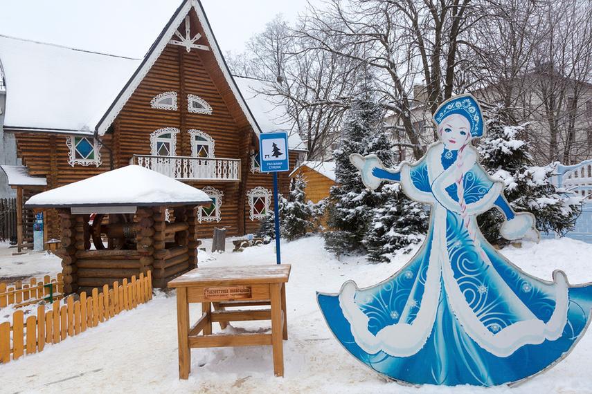 Терем-резиденция Снегурочки