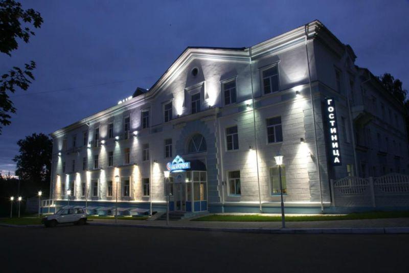 Гостинница Снегурочка в Костроме
