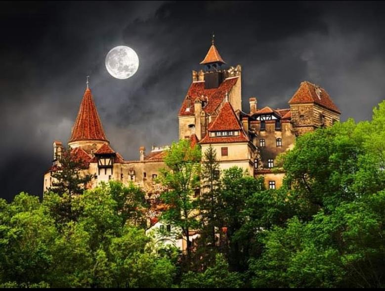 Замоки Дракулы - Бран