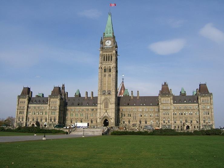 Башня мира, Канада