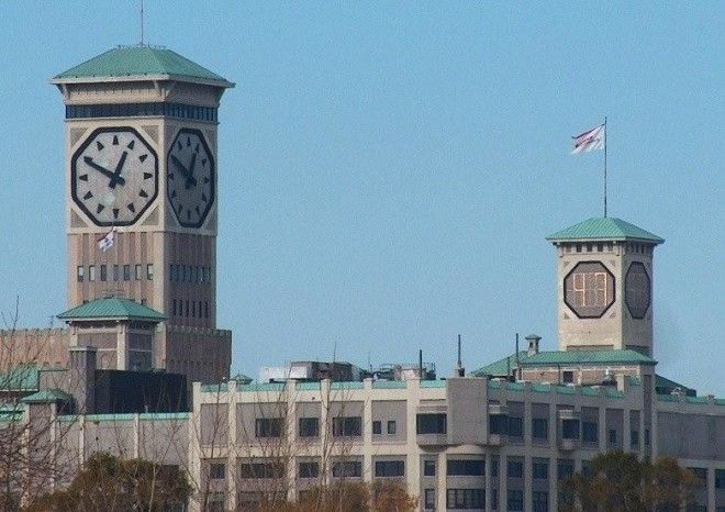 Часовые башни, Часы Аллена-Брэдли, США