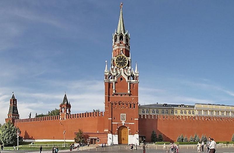 Часовые башни Спасская